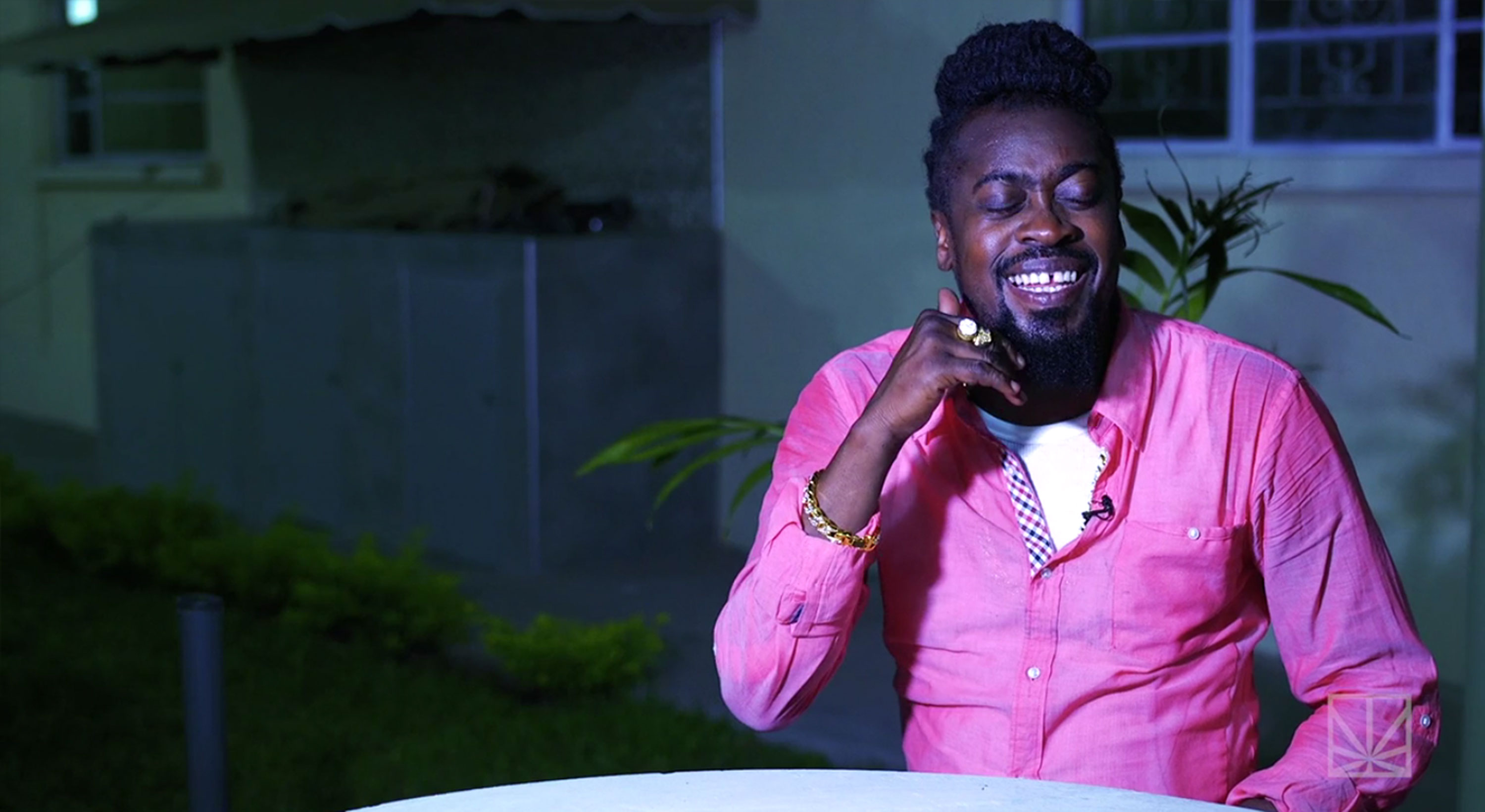 """King of Dancehall"" Beenie Man Gets Deep on Ganja"
