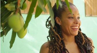 Kamila McDonald Preaches Healthy Living & Positive Vibes