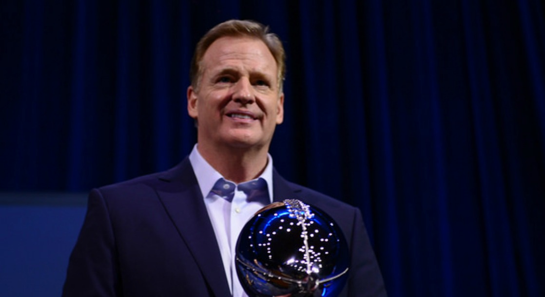 Commissioner Roger Goodell and the NFL's Head Medical Officer are Warming Up to Cannabis in Football