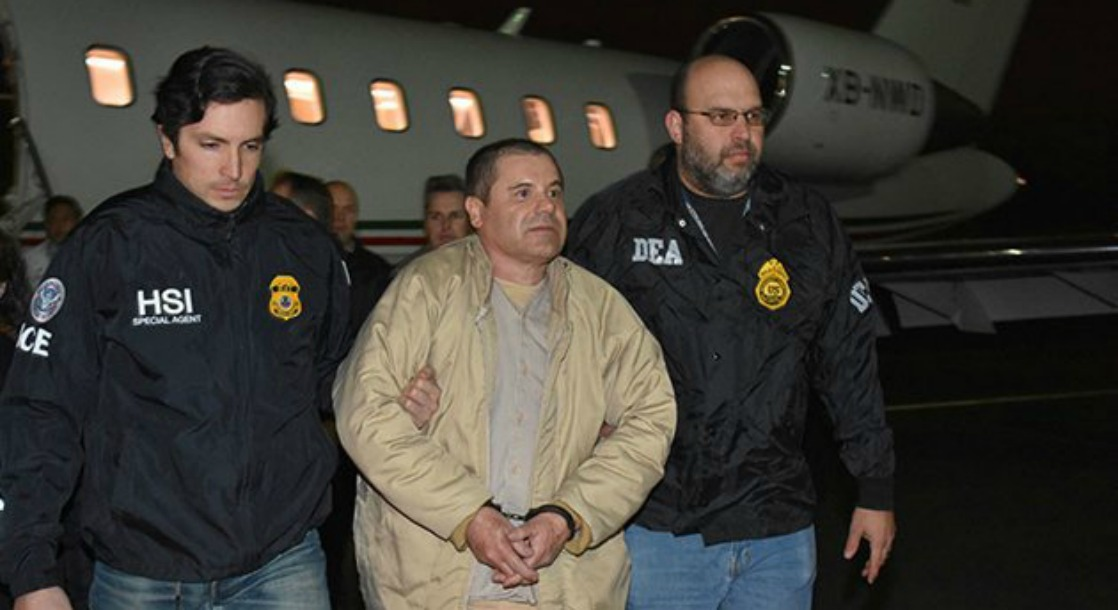 "Joaquín ""El Chapo"" Guzman Is Challenging the Legality of His Extradition to the U.S."