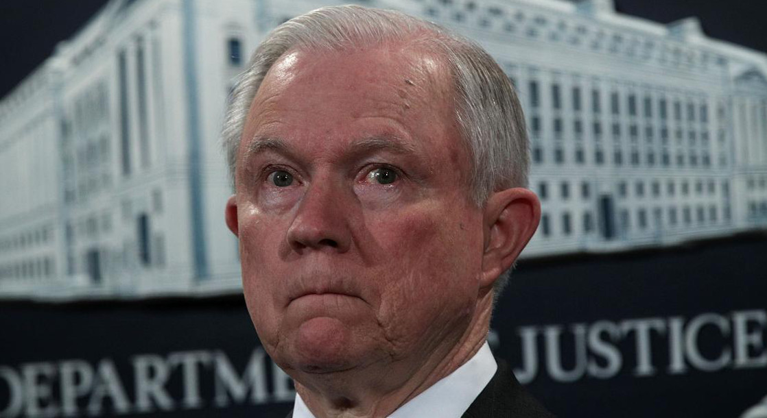 Department of Justice Task Force Tells AG Sessions Not to Interfere With Legal Marijuana States