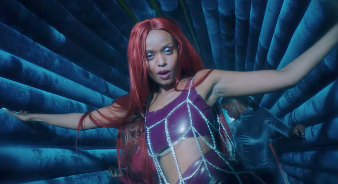 "Kelela's ""LMK"" Music Video Takes Us Back to the Retro-Future"