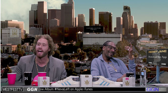 "T.J. Miller and Gorburger Crash the ""GGN"""