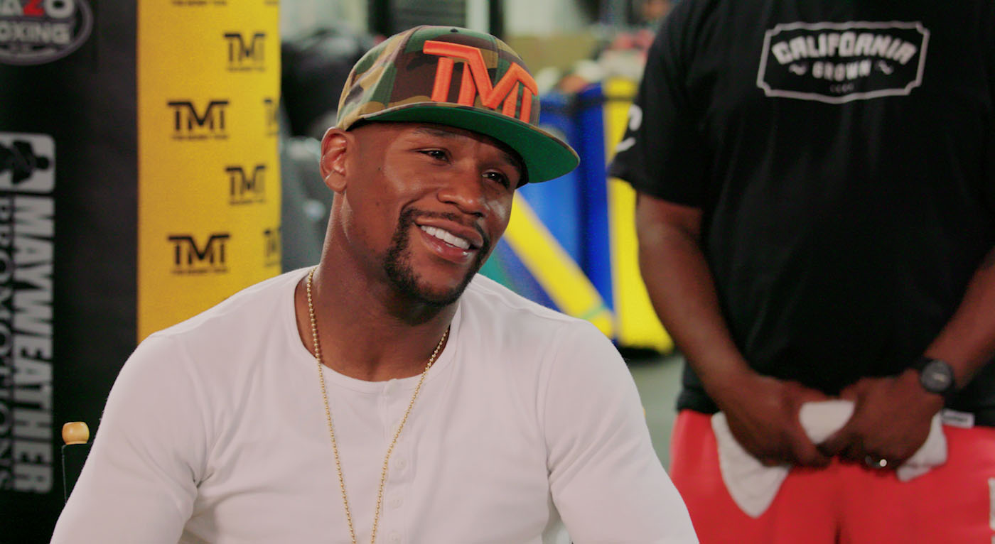 "Floyd Mayweather Exclusive: Snoop Dogg's Full ""GSPN"" Special Interview"