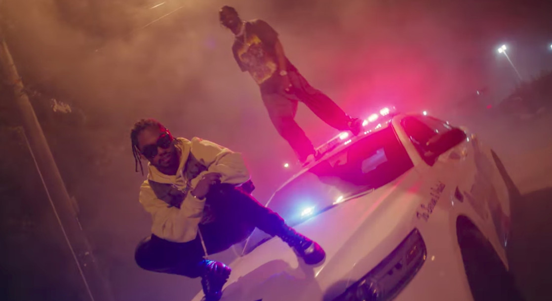"Miguel's Life Looks Incredible in Travi$ Scott-Assisted ""Sky Walker"" Music Video"