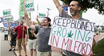 Massachusetts Municipalities Are Fighting to Ban Legal Cannabis – and Winning