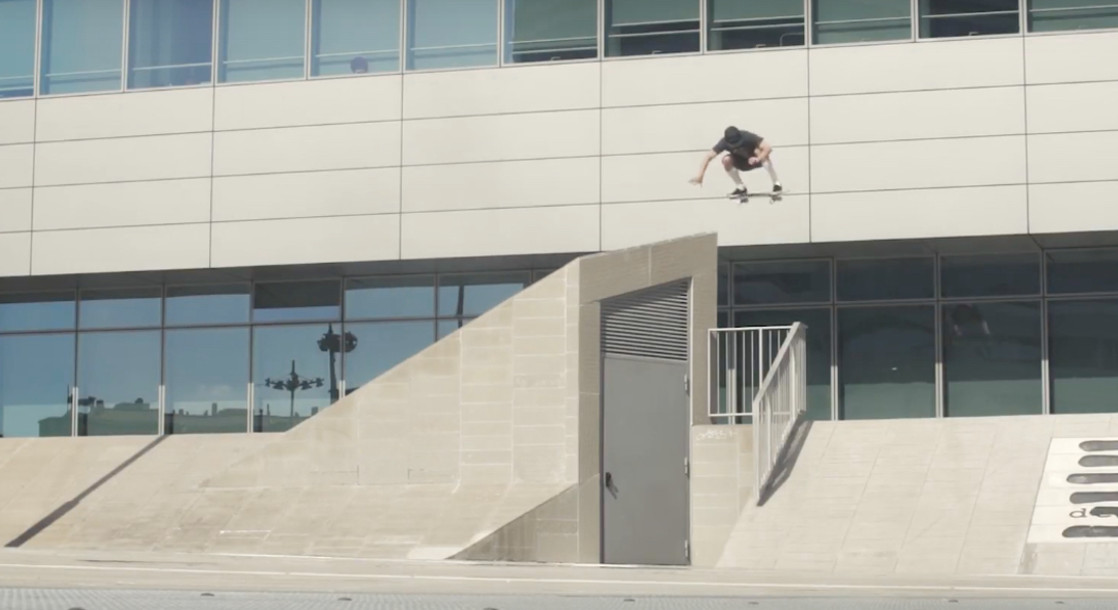 "Watch Skateboarding's Best and Brightest ""Thrash and Burn"" Through Europe"