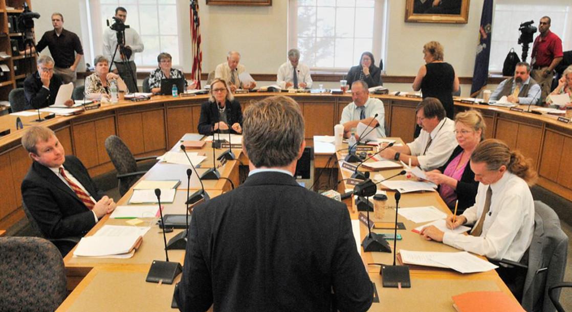 Maine's Legislative Committee Butchers Recreational Cannabis Bill