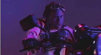"""Vic Mensa Gets Reckless in His """"Rollin' Like A Stoner"""" Music Video"""