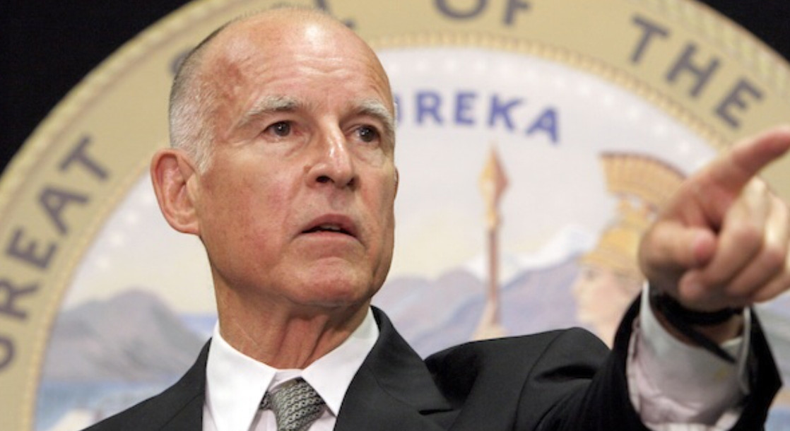 California Governor Jerry Brown Vetoes Three Marijuana-Related Bills