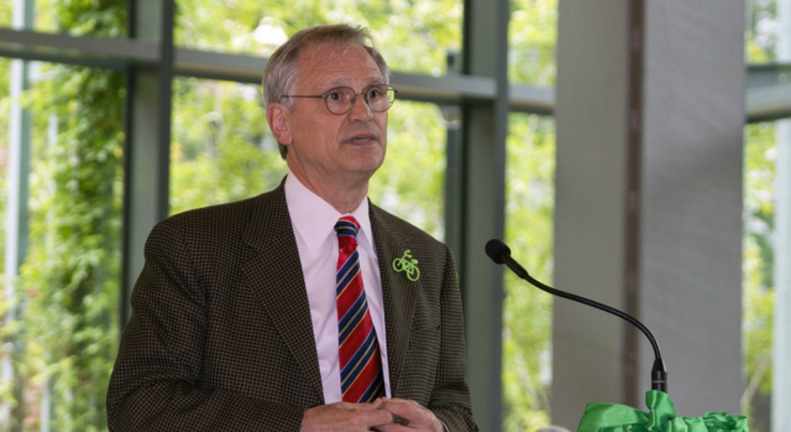 Congressional Cannabis Champion Earl Blumenauer Is Going After Anti-Weed Lawmakers
