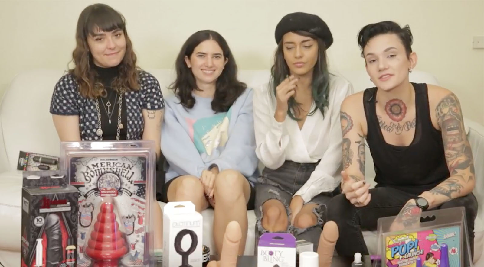 Sex Week: Nikki Hearts & Friends Share Their Best Stoned Sex Stories