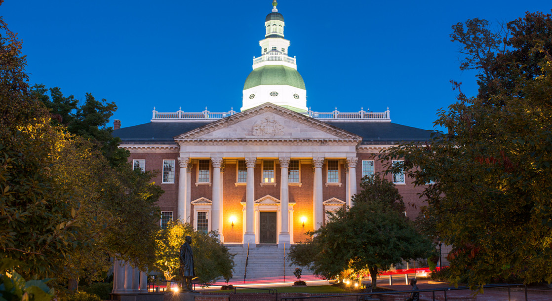 Maryland's Medical Cannabis Program Just Lost Its Second Director in Two Years