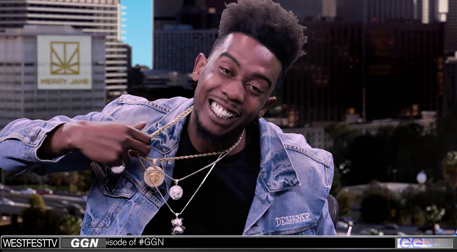 Desiigner Talks Life, Music, Fashion, and Where He Gets All That Energy