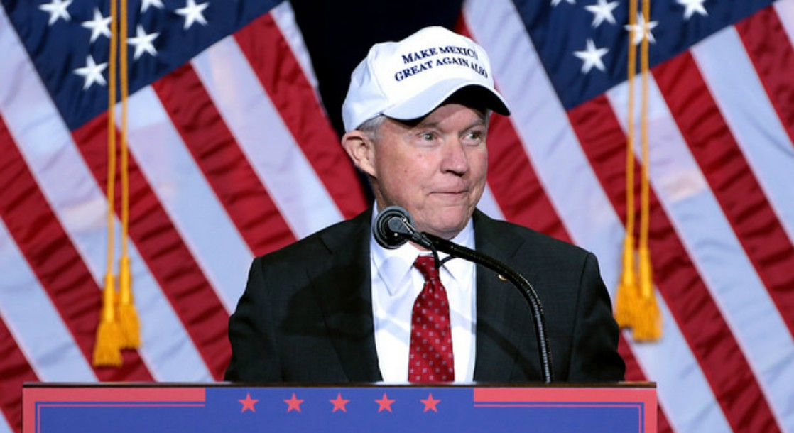 Jeff Sessions' Long, Strange Obsession with Cannabis: A Timeline