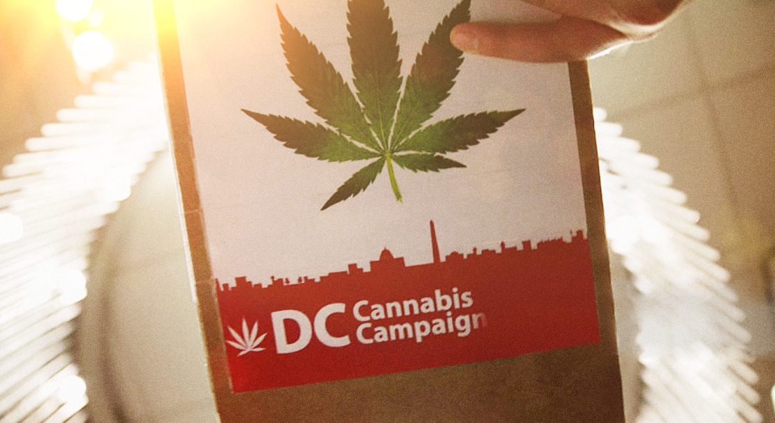 The First National Cannabis Festival Happened In DC