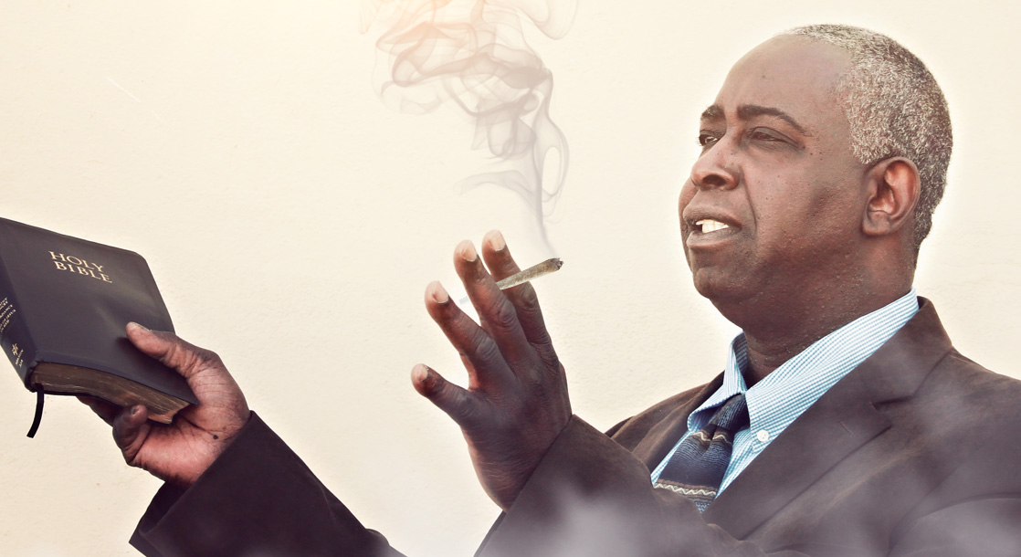 Religious Leaders Support Marijuana Legalization