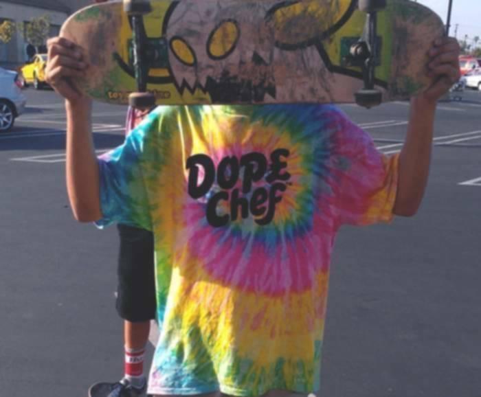 Main history of tie dye shirt square