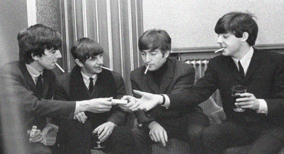 HiTunes: Which Member of The Beatles Smoked the Most Weed?