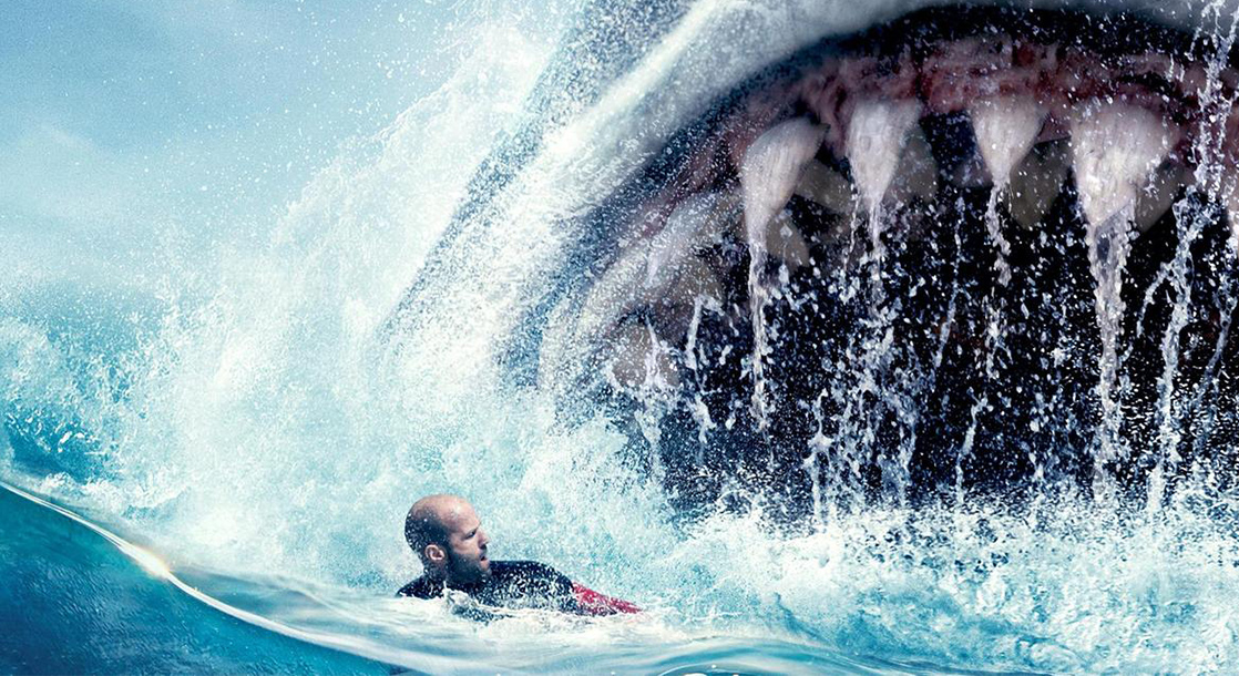 "Jason Statham and ""The Meg"" Deserve All the Oscars"