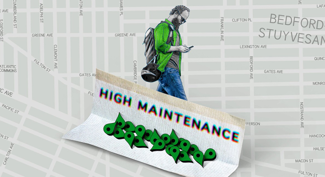 "A Real NYC Weed Dealer Reviews the Season Premiere of ""High Maintenance"""