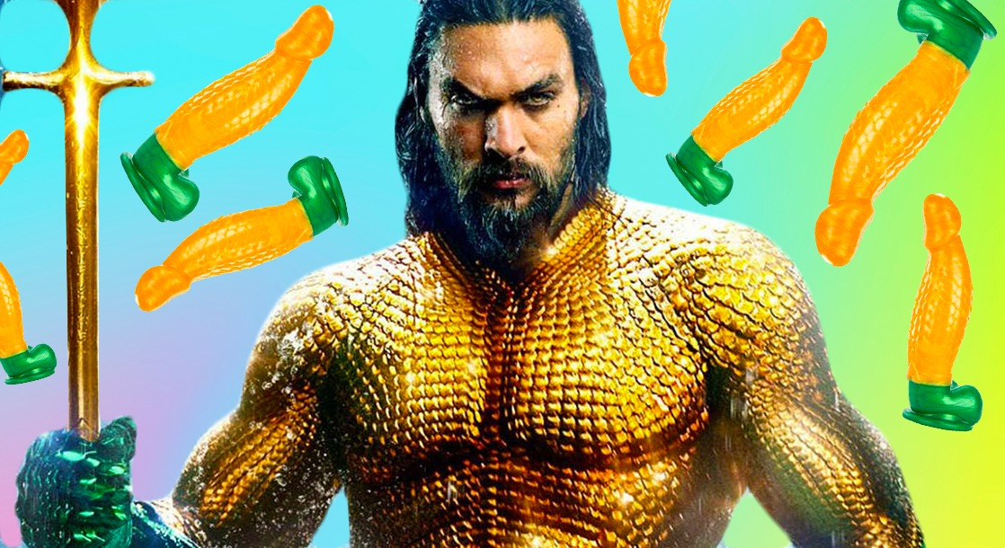 Tamara Is Horny for: Aquaman