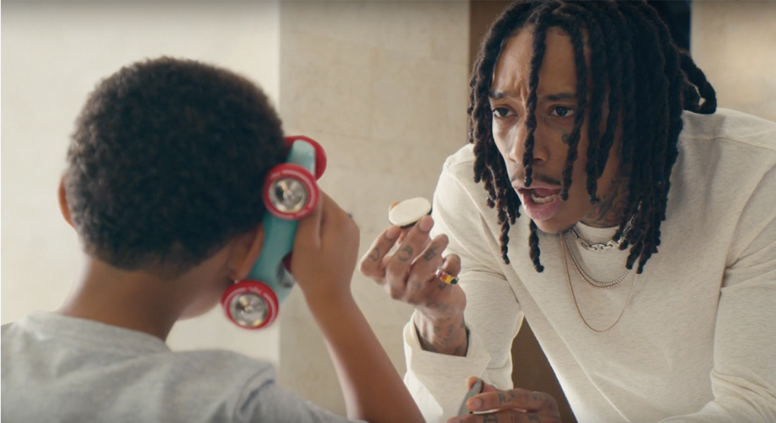 Wiz Khalifa's New Oreo Commercial Will Warm Your Heart and Give You the Munchies