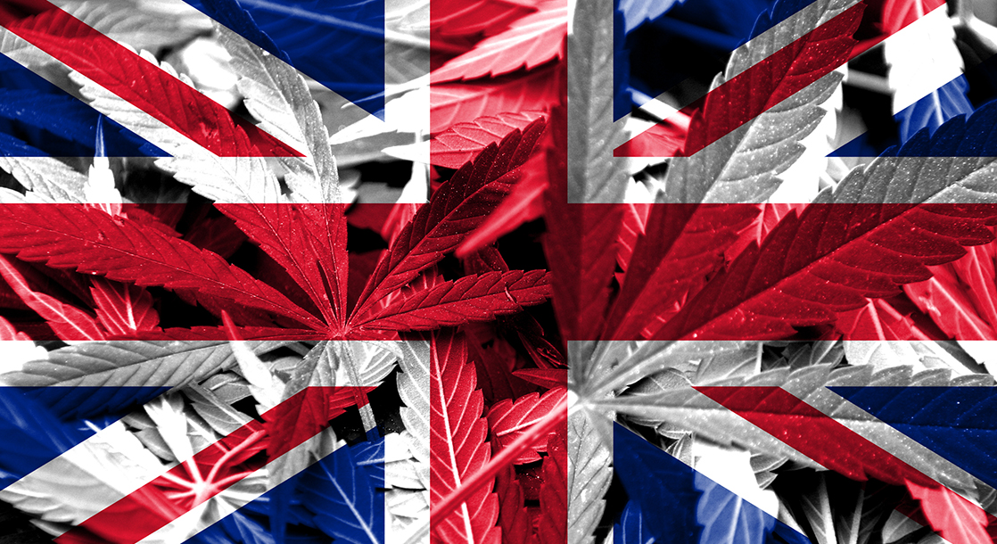 The Week in Weed: The UK Welcomes MMJ; Steve Bannon Wants to Build Border Wall From Hemp