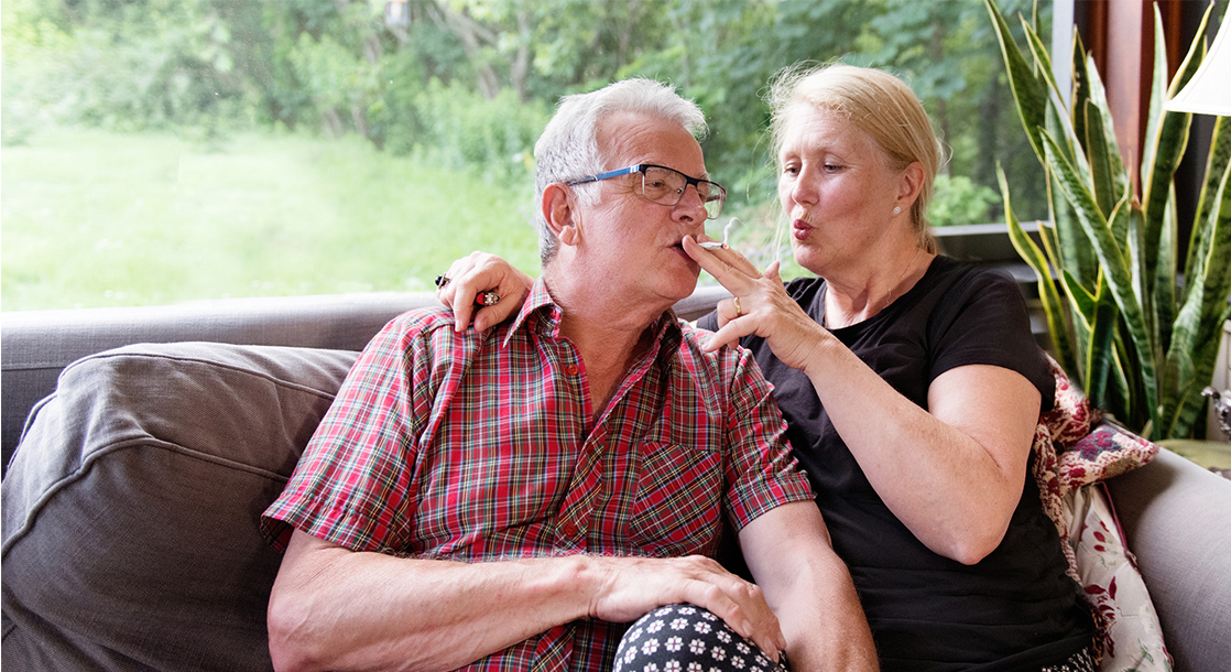 Senior Stoners: Debunking Myths About the Typical Cannabis Consumer