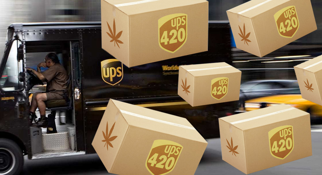 You Can Now Legally Mail Cannabis (Sort Of)
