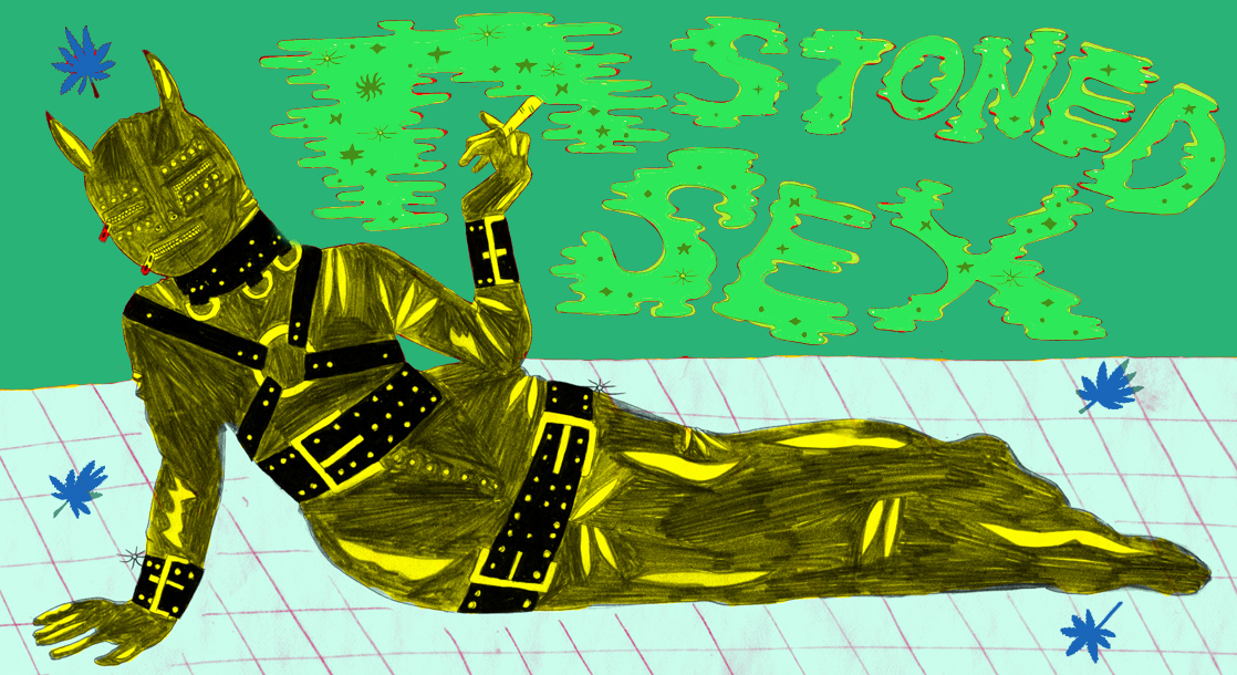 Stoned Sex: Smoking Green to Tame Jealousy, the Green-Eyed Monster