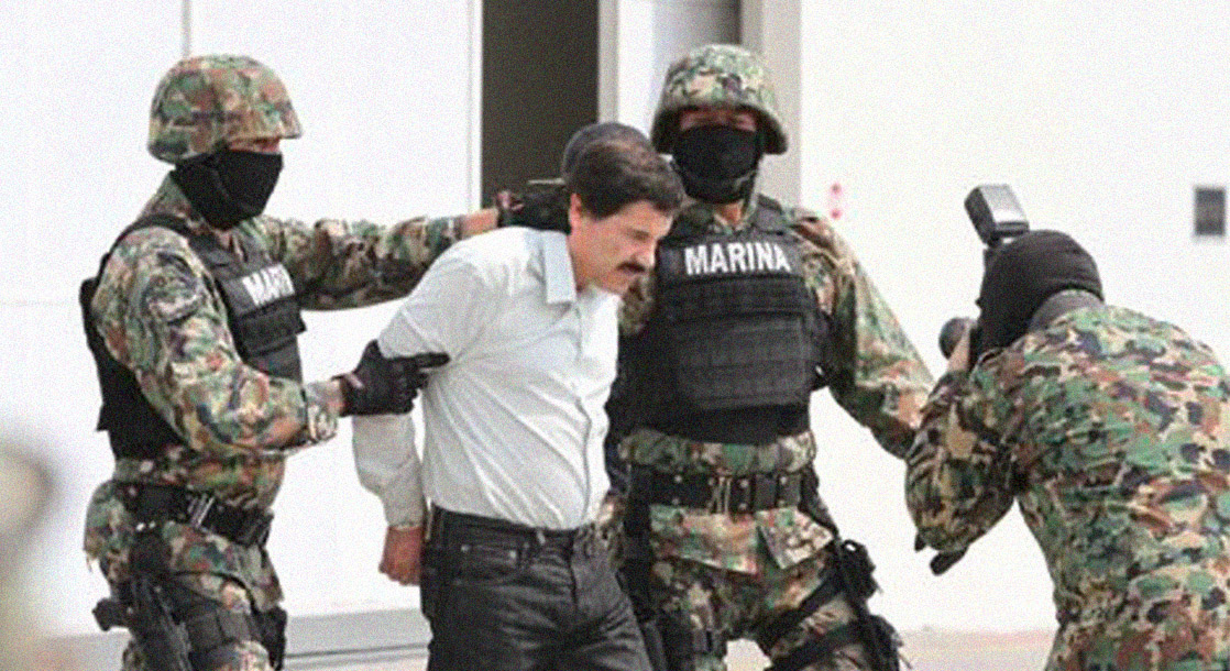 What It Was Like Hunt Down El Chapo for Three Decades