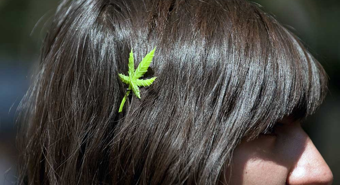 weed and hair growth