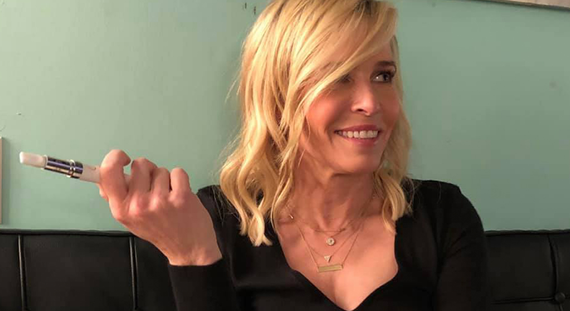 Chelsea Handler Debuts New Line Of Weed Created Specifically For Women
