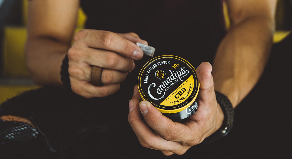 Dipped Up: We Talked to the Creator of the World's First Cannabis Snus