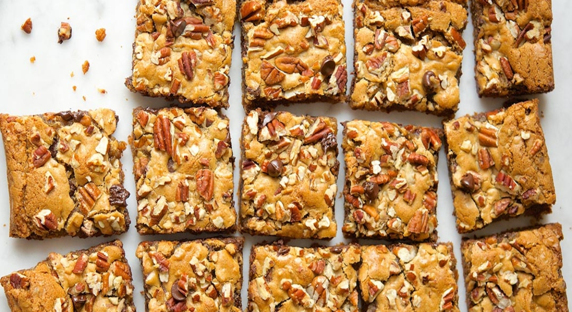 Baked to Perfection: Whip Up Some Weed Blondies Made with Brown Butter (And Love)