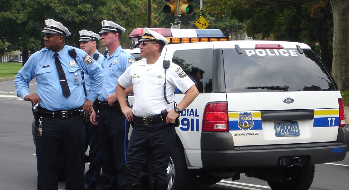 Philadelphia Cops Are Still Targeting People of Color for Weed
