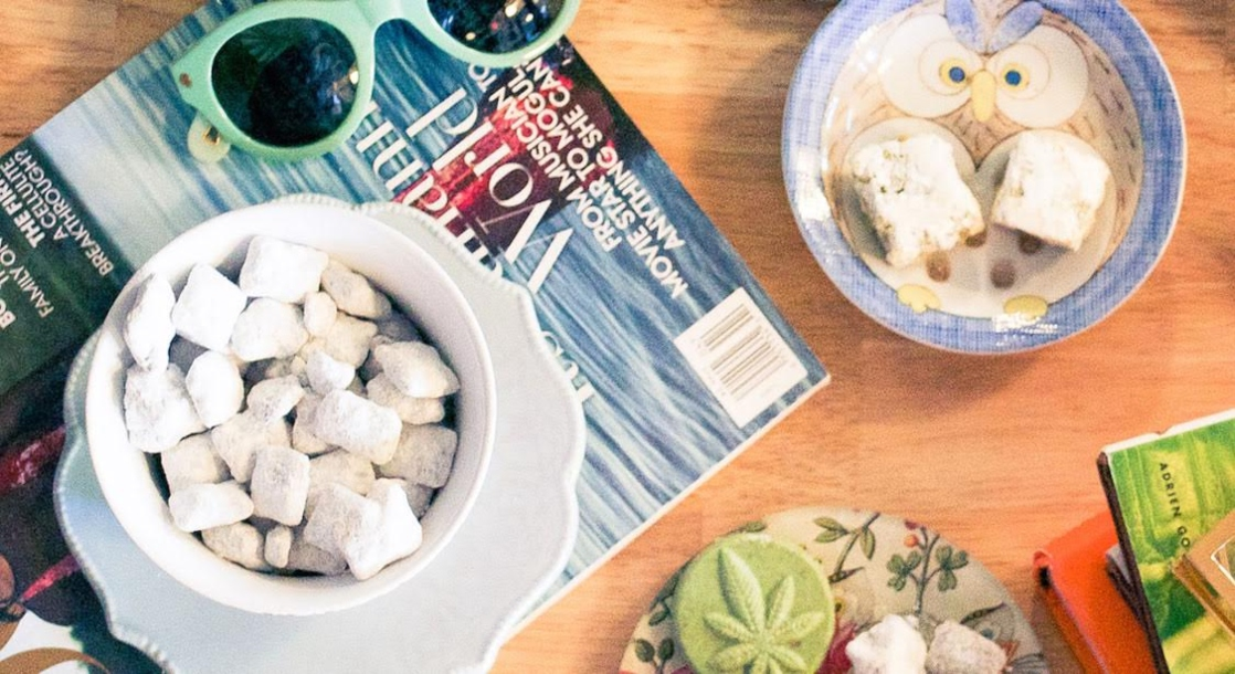 Baked to Perfection: Brooklyn's 'The Green Fairy' Whips Up Infused Puppy Chow