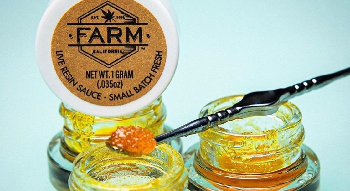 We Learned How to Make Lush Live Resin, Courtesy of Farm Extracts