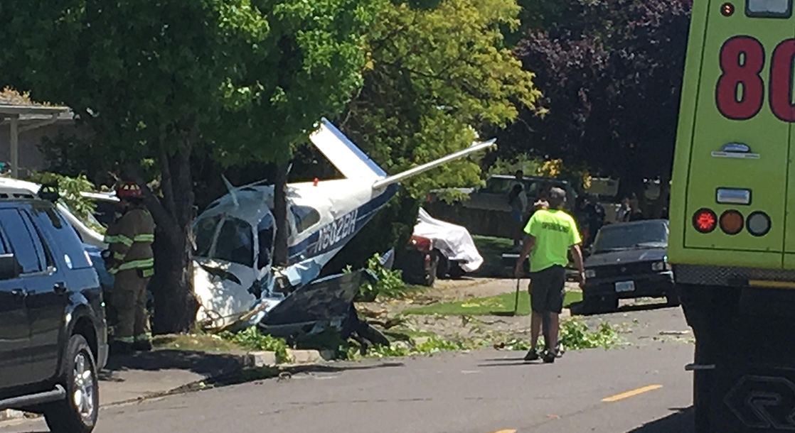 Plane Carrying Over Five Pounds of Black Market Hash Oil Crashes in Oregon