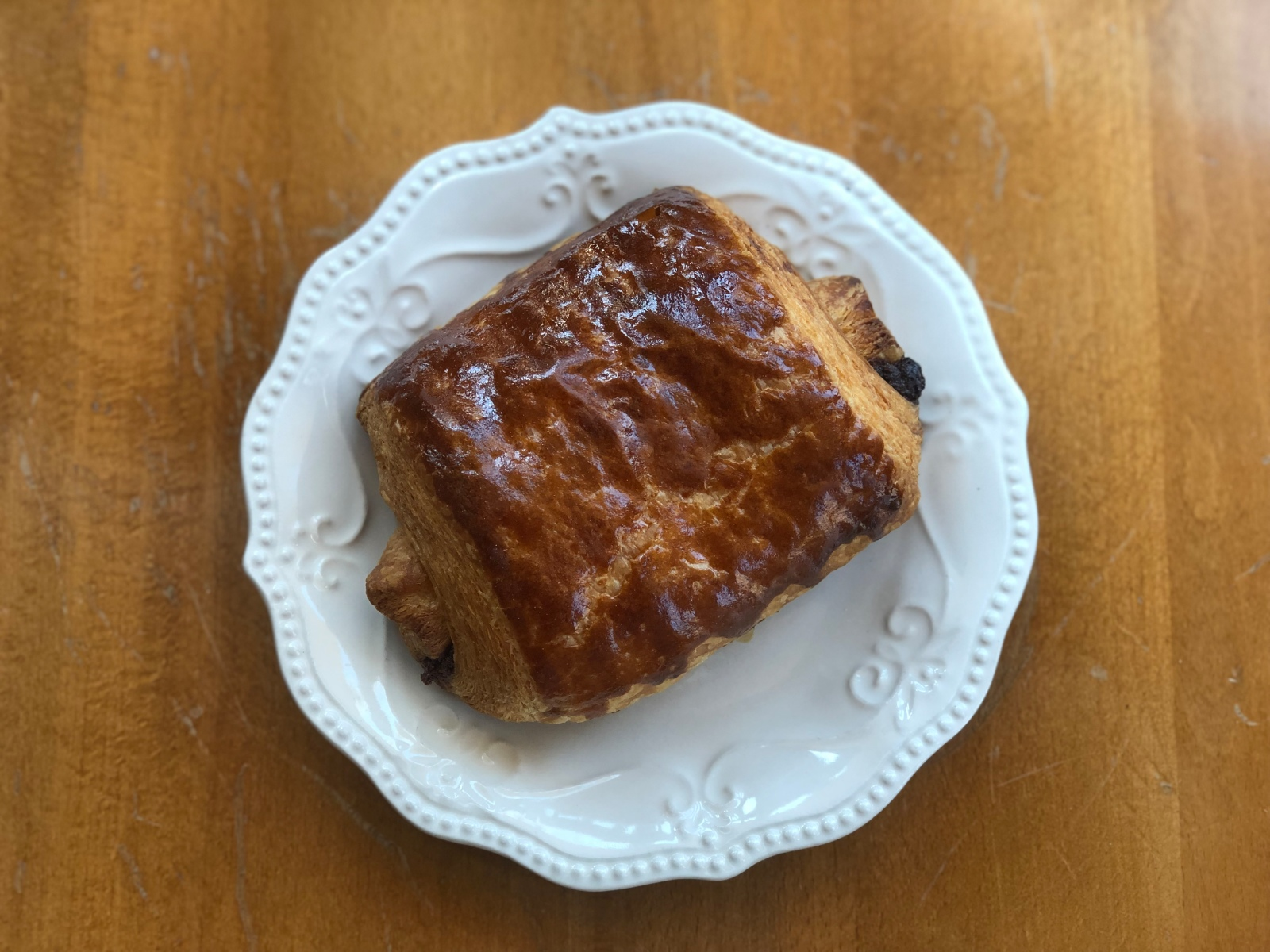 Baked To Perfection: Pan Au Chocolat Fit For Potheads From Cafe Marie-Jeanne