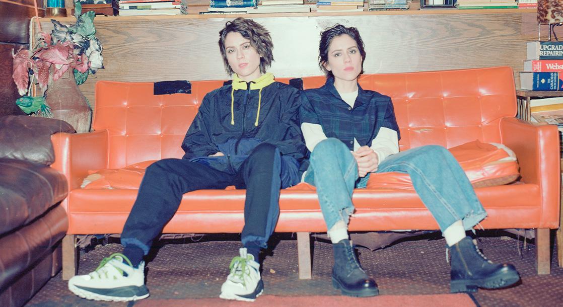 Tegan and Sara's High School Reunion: The Duo Talks New Album, Memoir, and Acid