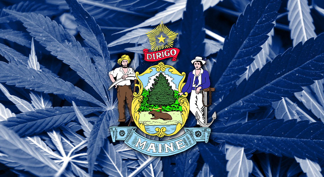 Recreational Weed Sales Are Finally Coming to Maine in 2020