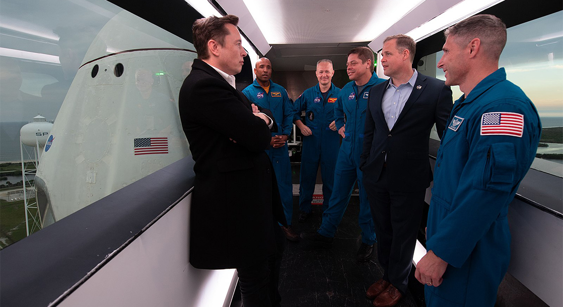 NASA Spent $5 Million on SpaceX Employee Training After Elon Musk Smoked a Blunt