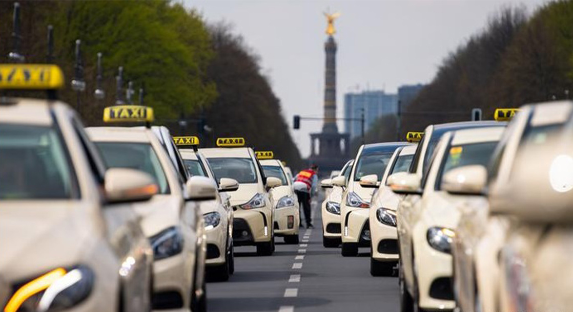 Uber Deutschland Legal