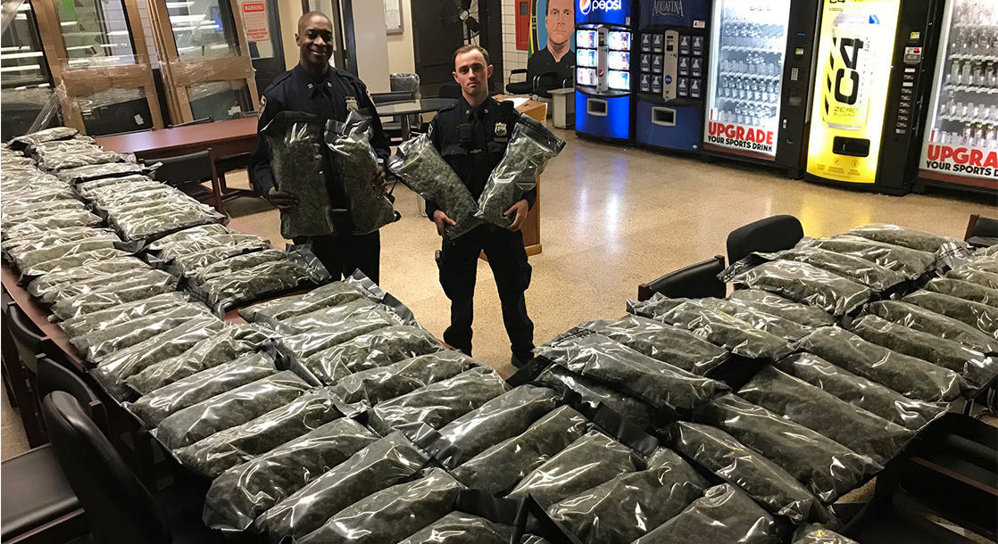 The NYPD Seized 106 Pounds of Cannabis, But the Owner Says It's All Legal Hemp