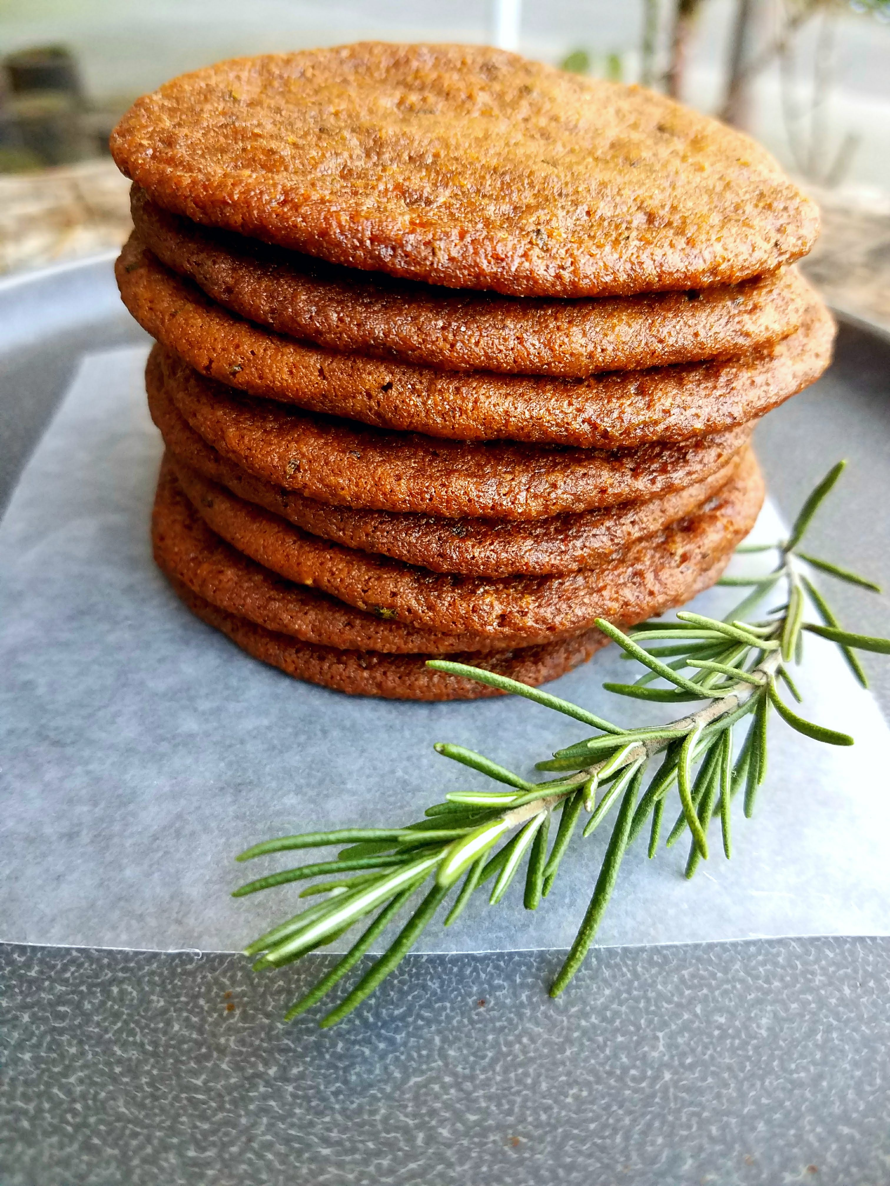 Baked To Perfection: Herb-Lace Your Holiday Cookies with Ginger and Rosemary
