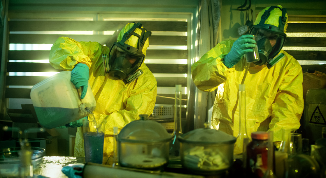 Breaking Badly: Two Chemistry Professors Busted for Cooking Meth in School Lab