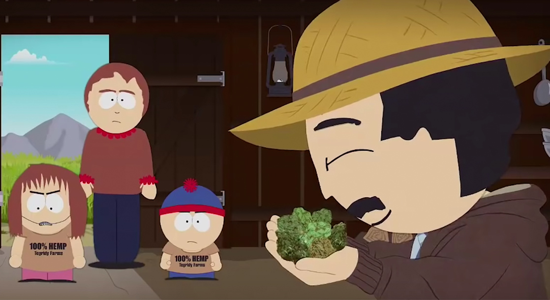 """Teenager Arrested for Watching """"South Park"""" While Stoned and Driving"""