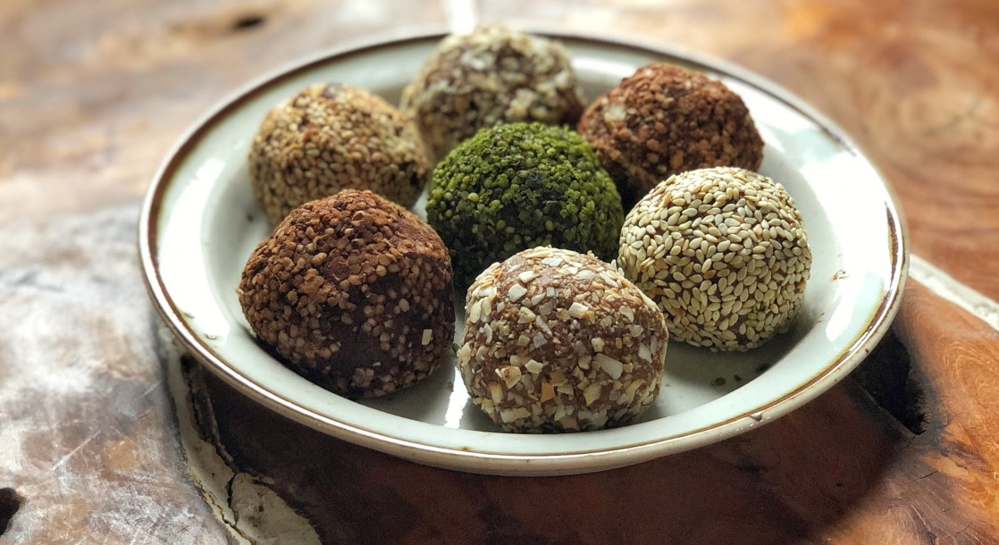 Baked to Perfection: Give Your Body the Gift of Nutty Hemp Energy Balls